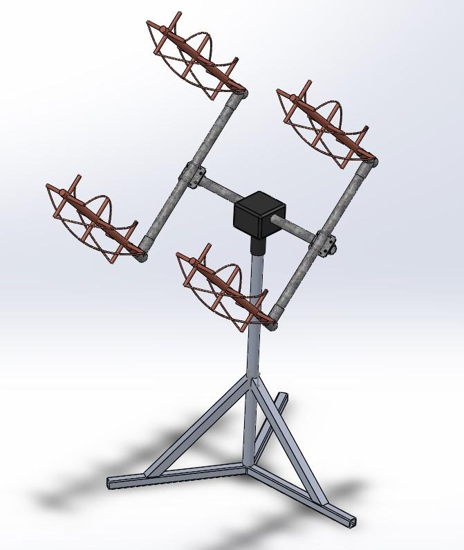 Tracking Antenna